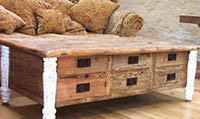 Practical, Stylish Reclaimed Coffee tables